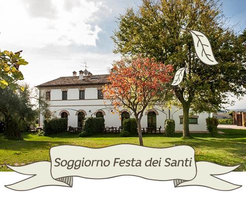 Offerta Ponte Santi Villa Coralia Ancona